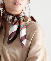ViS/【接触冷感】70cm巾レトロ柄スカーフ/503387157