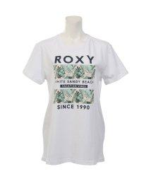ROXY/ロキシー/レディス/WHITE SANDY BEACH TEE/503388134