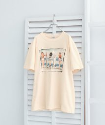 URBAN RESEARCH/【別注】LeftyArt×URBAN RESEARCH t-shirts surfmate/503388448