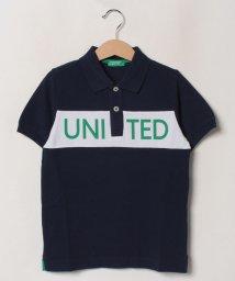 BENETTON (UNITED COLORS OF BENETTON BOYS)/ユナイテッドロゴポロシャツ/502976541