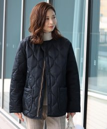 Demi-Luxe BEAMS/Traditional Weatherwear / ARKLEY キルティング ブルゾン/503294742