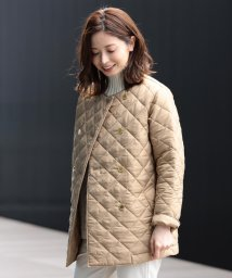 Demi-Luxe BEAMS/Traditional Weatherwear / BANWELL ボーイフレンド  キルティングコート/503294743