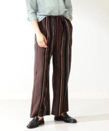 Demi-Luxe BEAMS/Demi-Luxe BEAMS / サイドスリット パンツ/503331657
