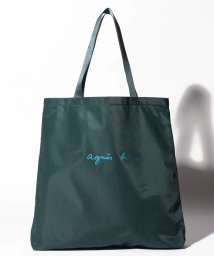 agnes b. Voyage/【WEB限定】PAS27-01 ポケッタブルエコバッグ/503382112