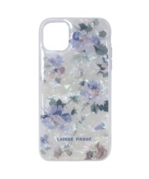 Mーfactory/iPhone 11 LAISSE PASSE [ソフトシェルケース/WHITE] /503387130