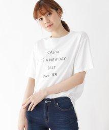 SHOO・LA・RUE/【M-L】ロゴ&フォトプリントTシャツ/503389884
