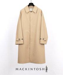 EDIFICE/《予約》【MACKINTOSH】BLACKFORD コットンギャバ バルカラーコート/503390453