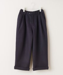 NICE CLAUP OUTLET/【pual ce cin】ニットジャージタックパンツ/503379677