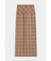 moussy/CHECK PENCIL スカート/503392104
