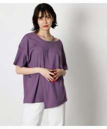 AZUL by moussy/2WAY LAYERED LOOSE TOPS/503392117