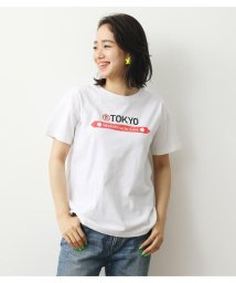 RODEO CROWNS WIDE BOWL/Tokyo Metro Sign Tシャツ/503392125