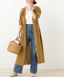 framesRayCassin/綿麻開襟羽織りワンピース/503393049