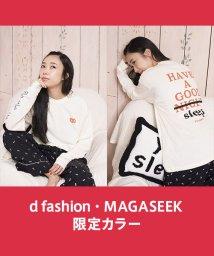 Village Vanguard/【yipsleep】magaseek/dfashion別注ロングTシャツ/503393978