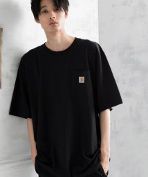ALWAYS GOOD TIME NEW BASIC STORE/【carhartt(カーハート)】 ビッグシルエット ポケット半袖 Tシャツ/503363218