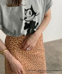 ROPE' mademoiselle/【FELIX for GOOD ROCK SPEED】フィリックスTシャツ/503383712