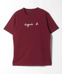 agnes b. HOMME/S137 TS ロゴTシャツ/503390185