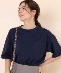 coen/【WEB限定】USAコットンポケットビッグTシャツ(ポケT)#/503395531