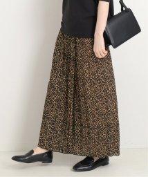 IENA/【Bouquet de L'UNE】別注レオパードスカート◆/503398268
