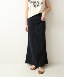 Plage/《予約》【Healthy denim/ヘルシーデニム】LONG SLIT スカート2◆/503399173