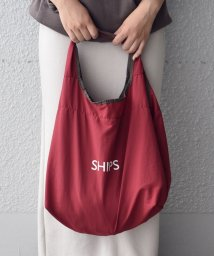 SHIPS WOMEN/《追加予約》【WEB限定】大容量エコバッグ◆/503399359