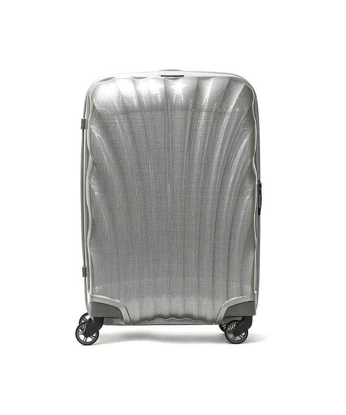 ギャレリア サムソナイト スーツケース Samsonite Cosmolite Spinner 69 TSAロック 68L 5〜6泊 V22−306 ユニセックス シルバー F 【GALLERIA】