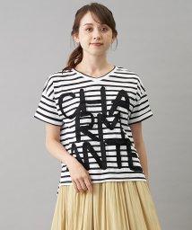 en recre/【BEATRICE】フロントデザインTシャツ/503392906