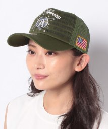 AVIREX/SPACE COMMAND MESH CAP/503392975