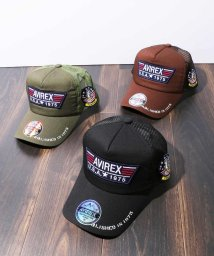 AVIREX/TP PATCH MESH CAP/503392976