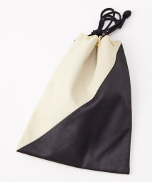 FURIFU/メンズ信玄袋「メンズ合皮切り替え信玄袋」 / 浴衣・着物・メンズ・バッグ/503282357
