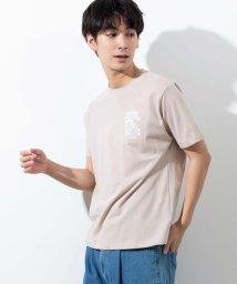 WEGO/レトロワンポイントキャラTシャツ/503375217
