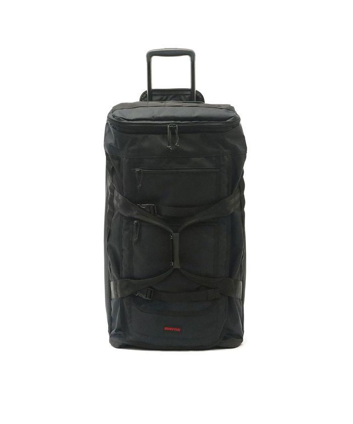 ギャレリア BRIEFING ブリーフィング JET TRIP COLLECTION JET TRIP D−1 スーツケース 80L BRA201C41 ユニセックス ブラック F 【GALLERIA】