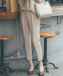 green label relaxing/[ 手洗い可能 / プリュックス ] ◆D テーパード パンツ ◇No1◇/503400958