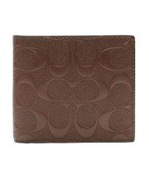 COACH/【Coach(コーチ)】  コーチ メンズ 財布 二つ折財布 折財布/503401140