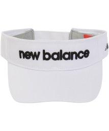 New Balance/ニューバランス/U 定番 ミニロゴ刺繍 ツイルバイザー SP/503402398