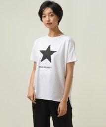 MAYSON GREY/スタープリントTシャツ/503396926
