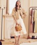 Noela/【美人百花10月号掲載】刺繍レーススカート /503401700