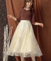 Noela/花柄スカートコーデセット /503401701
