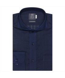 BRICKHOUSE/ワイシャツ 長袖 形態安定 ホリゾンタルワイド 綿100% 標準体 メンズ/503403492