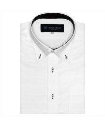 BRICKHOUSE/ワイシャツ 半袖 形態安定 ボットーニボタンダウン 透け防止 メンズ/503403501