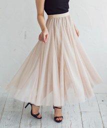 GROWINGRICH/[スカート]Wチュールレーススカート[200106]/503403510