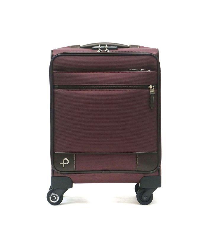 ギャレリア プロテカ スーツケース 機内持ち込み PROTeCA キャリーケース SOLLIE 3 ソリエ スリー 24L TSA ロック Sサイズ 12871 ユニセックス ワイン F 【GALLERIA】