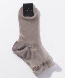 LANVIN Collection(Socks)/シアーソックス(ソフトくちゴム)/502321854