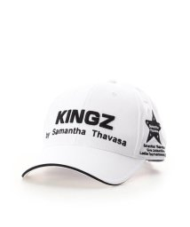 Samantha Thavasa UNDER25&NO.7/トーナメント限定キャップKINGZ/503389007