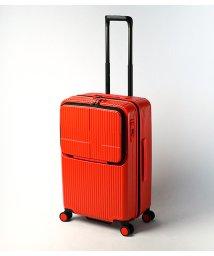 innovator/【2年保証】イノベーター スーツケース Mサイズ 62L フロントポケット 軽量 innovator INV60/503406152