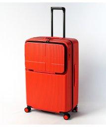 innovator/【2年保証】イノベーター スーツケース Lサイズ 92L フロントポケット 軽量 大型 大容量 innovator INV90/503406370