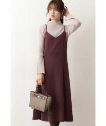 PROPORTION BODY DRESSING/【MAGASEEK/d fashion限定】マーメイドキャミジャンパースカート/503407844