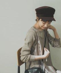 URBAN RESEARCH/【予約】細コーデュロイキャスケット/503410636