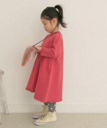 URBAN RESEARCH DOORS(Kids)/【予約】OG裏毛フレアワンピース(KIDS)/503410741