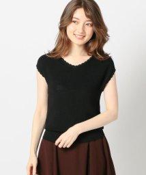 MISCH MASCH/ちびスカラバックパールニット/503366420