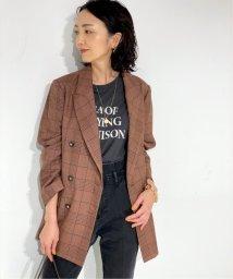 Spick & Span/カルゼダブルブレストジャケット◆/503399467